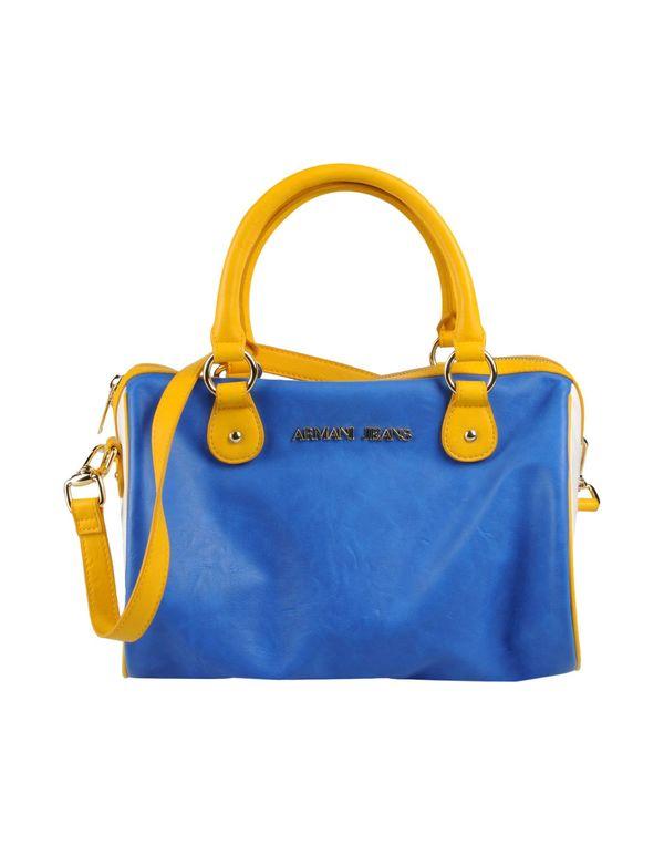 蓝色 ARMANI JEANS Handbag