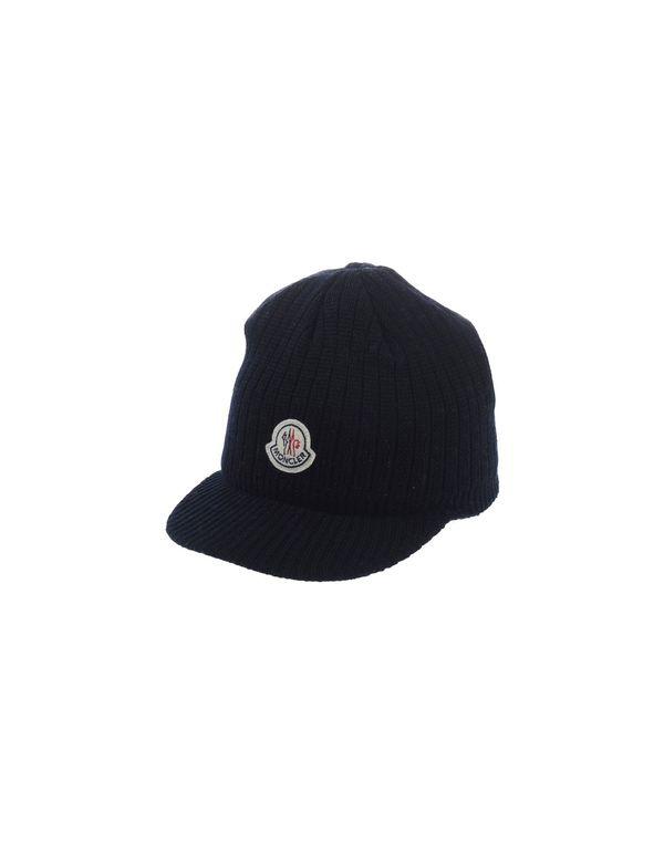 深藏青 MONCLER 帽子