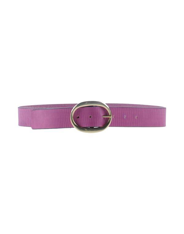 紫红 ISABEL MARANT 腰带