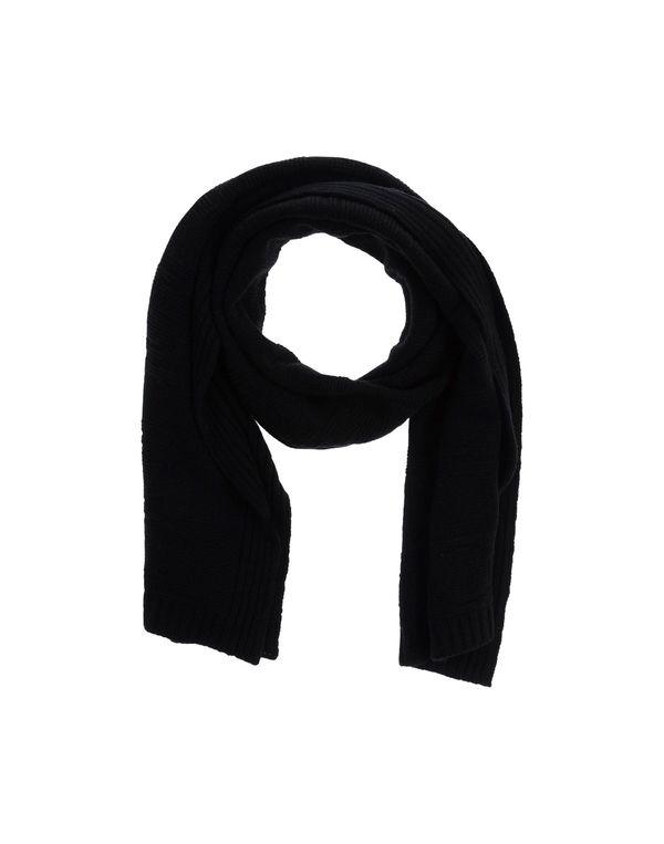 黑色 SALVATORE FERRAGAMO 围巾
