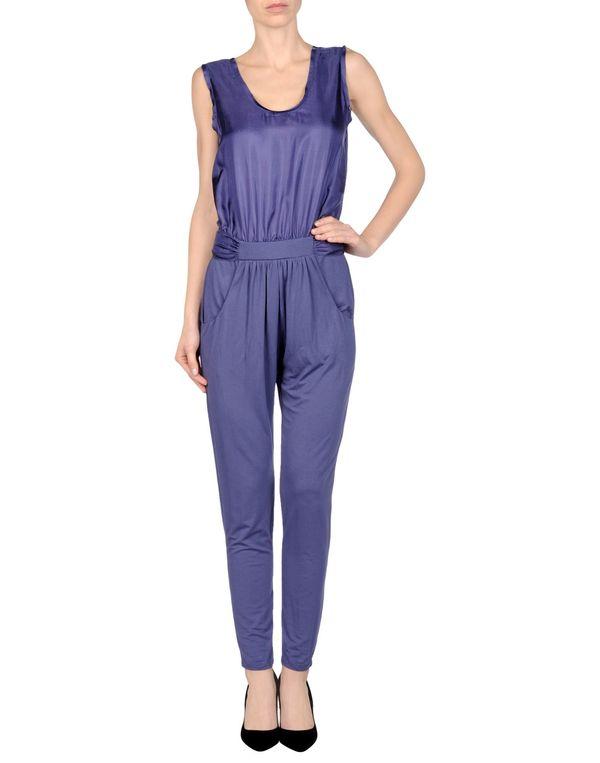 紫色 HOSS INTROPIA 连身长裤