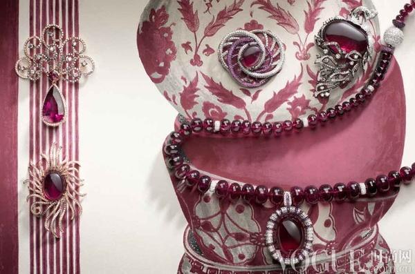 意式珠宝大片 演绎东方文化图腾