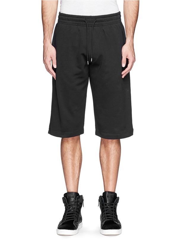 纯棉运动短裤