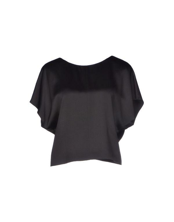 黑色 BALENCIAGA 女士衬衫