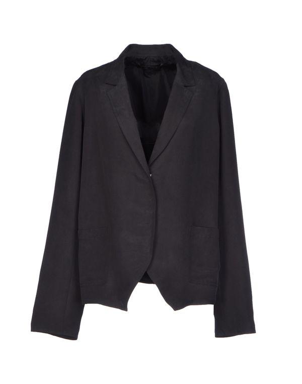 黑色 BALENCIAGA 西装上衣