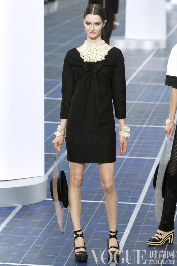 Chanel2013春夏时装秀