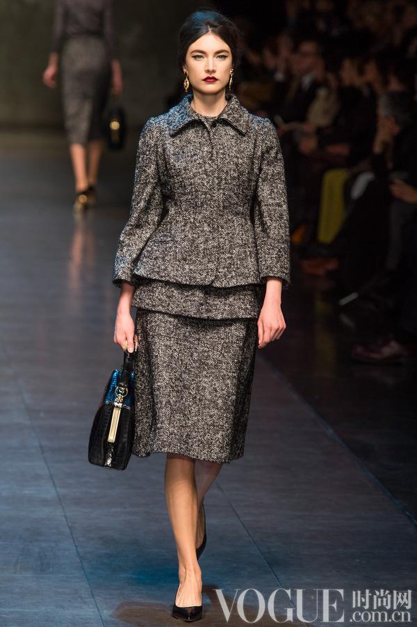 Dolce & Gabbana2013秋冬时装秀