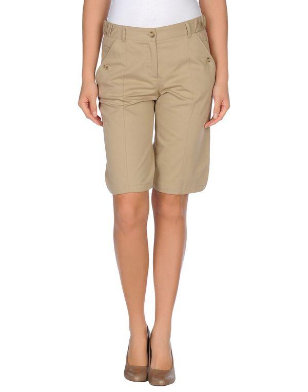 沙色 DOLCE & GABBANA 百慕达短裤