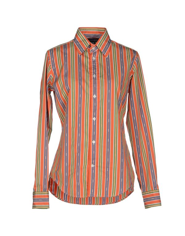 橙色 RALPH LAUREN Shirt