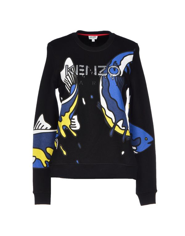 黑色 KENZO 运动服