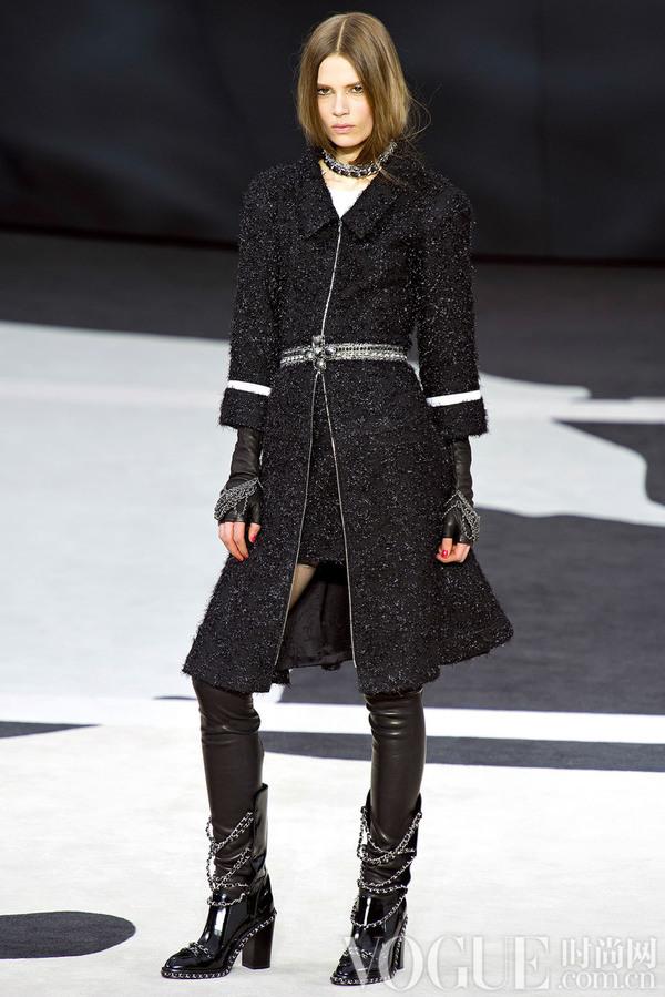 Chanel2013秋冬时装秀