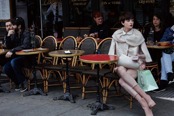 JORYA秋日法国街拍 致敬最经典优雅的黄金时代