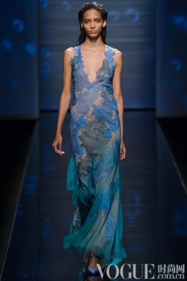 Alberta Ferretti2013春夏时装秀