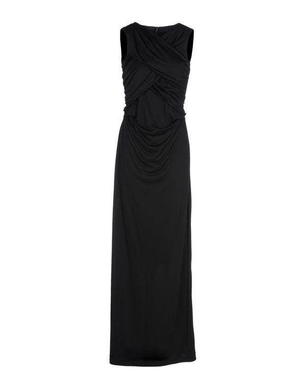 黑色 PINKO 长款连衣裙