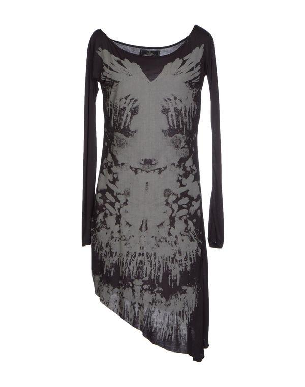黑色 REPLAY 短款连衣裙