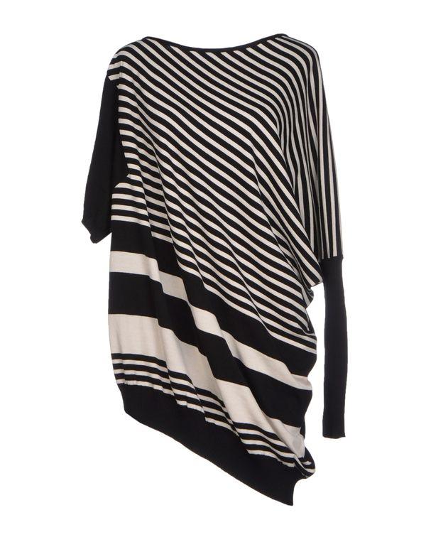 黑色 LIU •JO 套衫