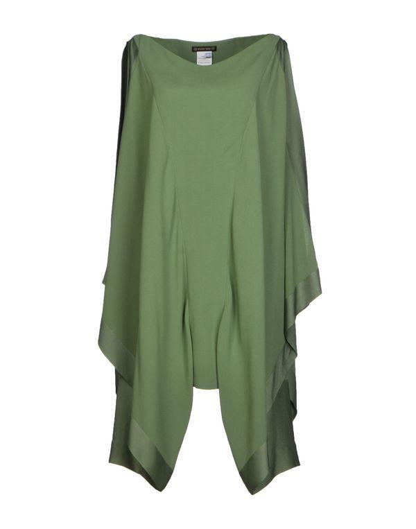 绿色 PLEIN SUD 及膝连衣裙
