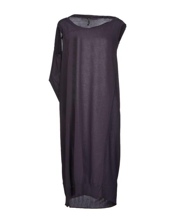 铅灰色 LIVIANA CONTI 短款连衣裙