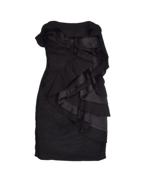 黑色 LIPSY 短款连衣裙
