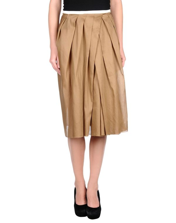 棕色 MARNI 半长裙