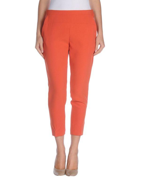 橙色 PINKO 裤装
