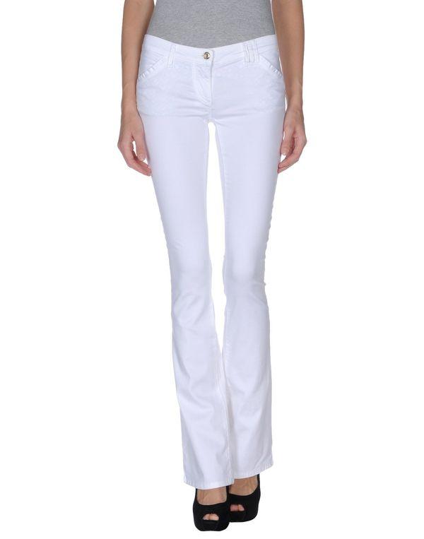 白色 PATRIZIA PEPE 裤装