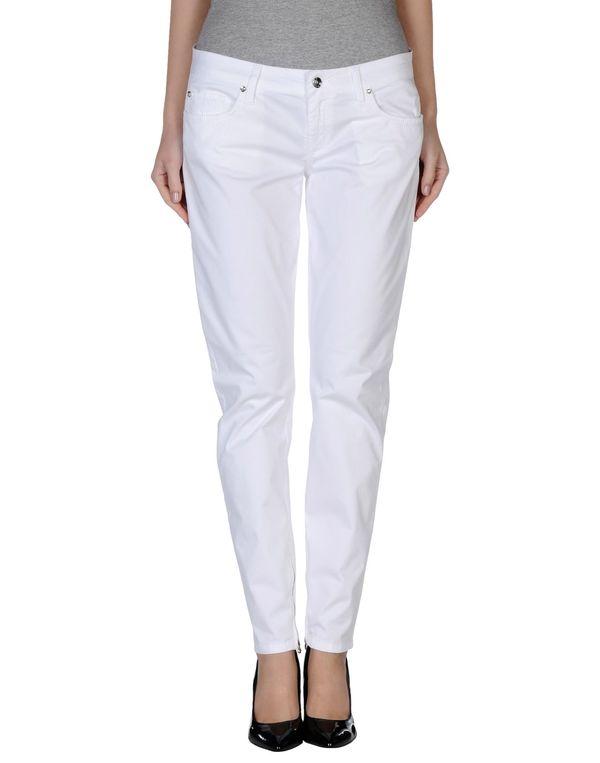 白色 LIU •JO JEANS 裤装