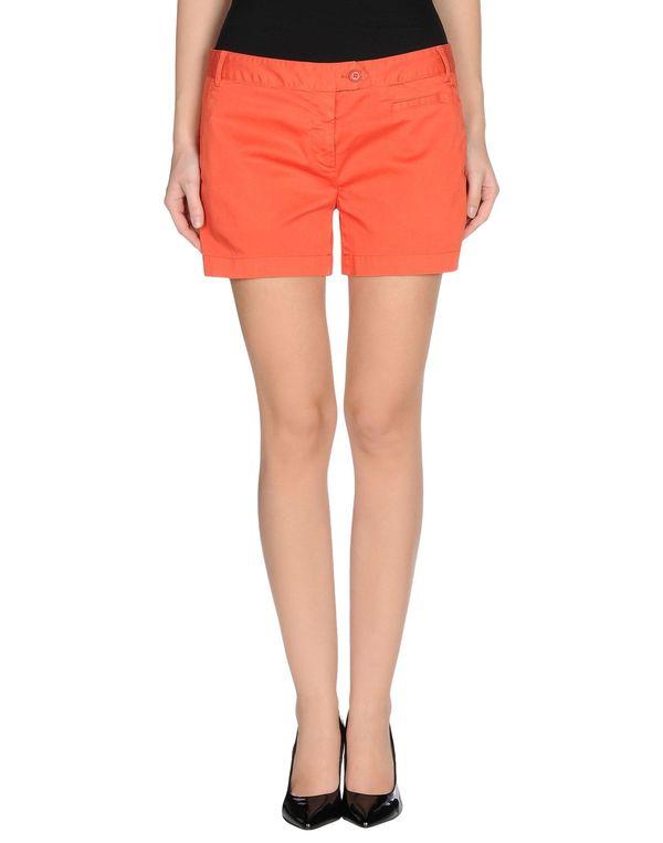 铁锈红 ASPESI 短裤