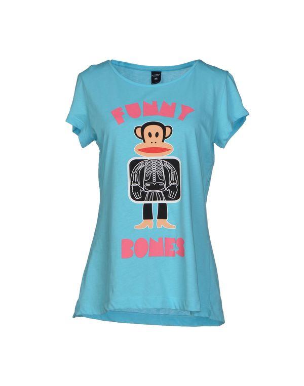 天蓝 PAUL FRANK T-shirt