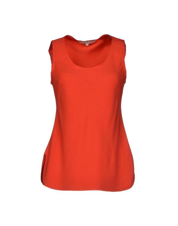 红色 VANESSA BRUNO 上衣
