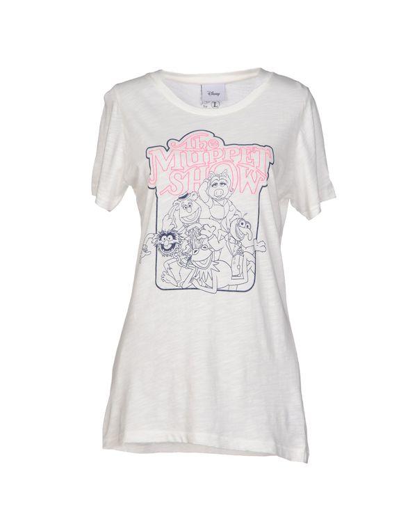 白色 VINTAGE 55 T-shirt