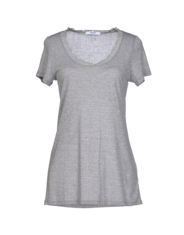 淡灰色 LIU •JO JEANS 套衫