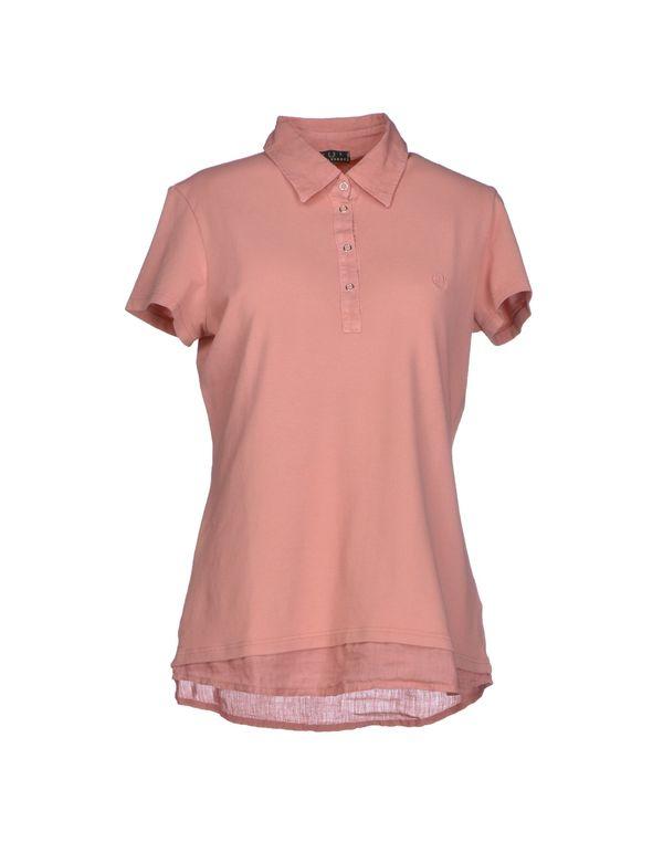 水粉红 FRED PERRY Polo衫