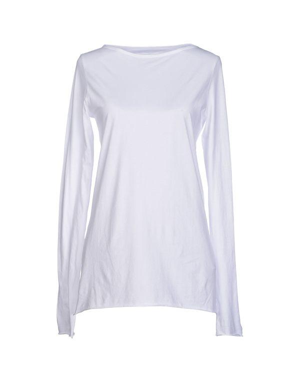 白色 ALMERIA T-shirt