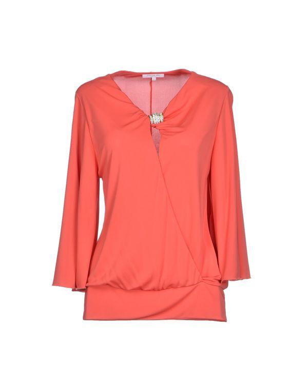 珊瑚红 PATRIZIA PEPE T-shirt