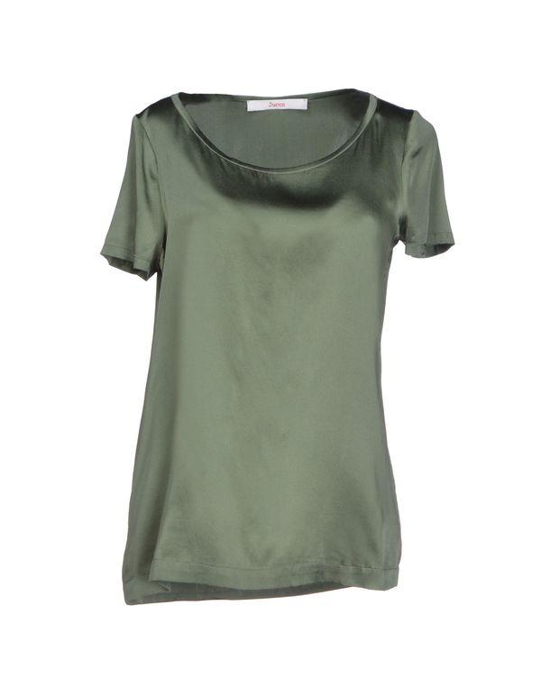 军绿色 JUCCA 女士衬衫