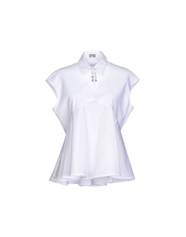 白色 ALEXIS MABILLE 女士衬衫