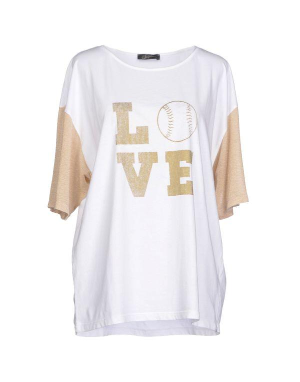 白色 SO ALLURE T-shirt