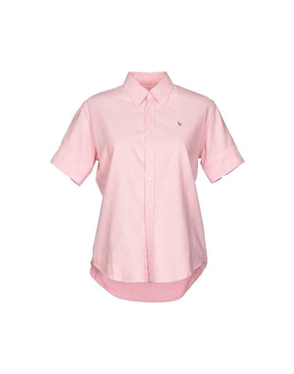 粉红色 RALPH LAUREN Shirt