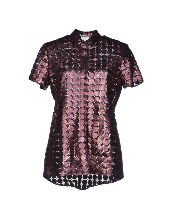 紫色 MARCO DE VINCENZO Shirt
