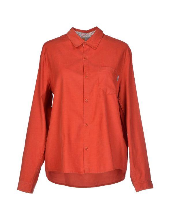 红色 CARHARTT Shirt