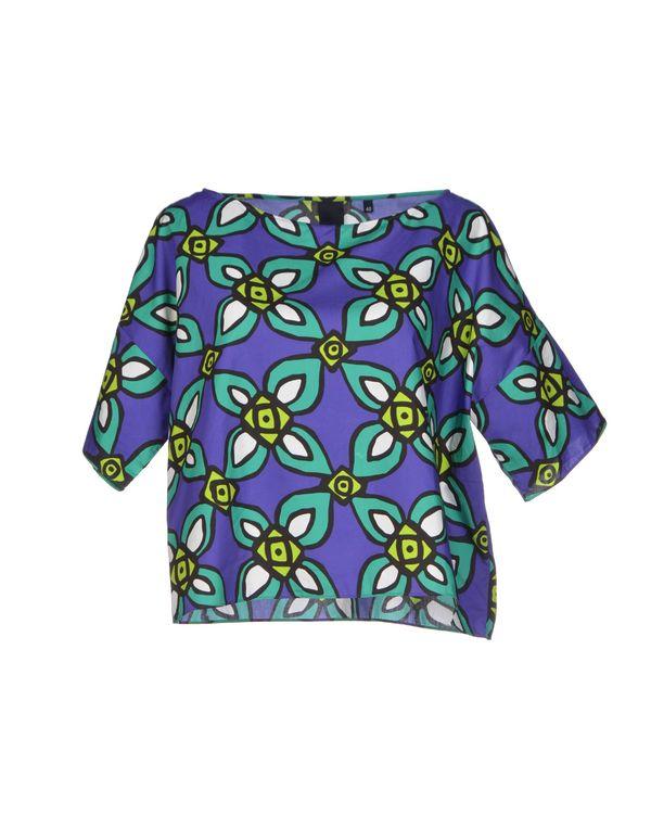 紫色 ASPESI 女士衬衫