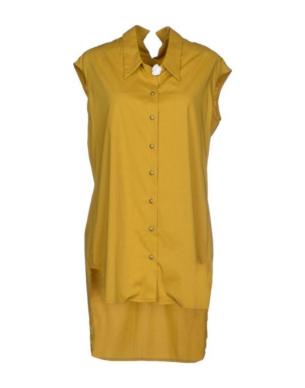 赭石色 D.A. DANIELE ALESSANDRINI Shirt
