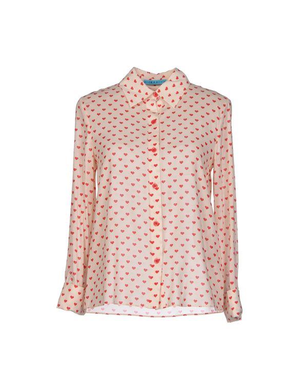 浅粉色 ALICE+OLIVIA Shirt