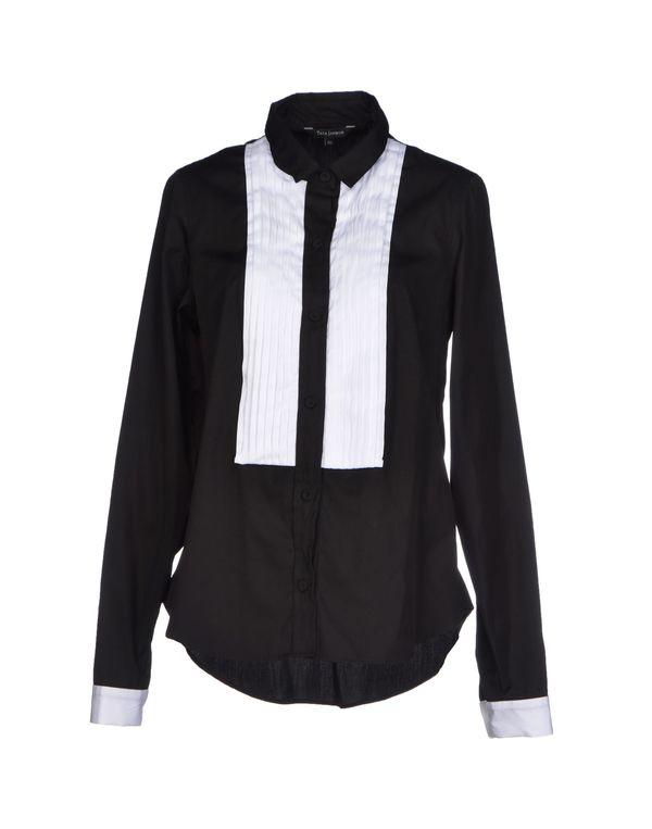 黑色 TARA JARMON Shirt