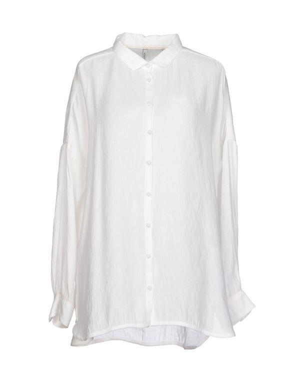 白色 WOOLRICH Shirt