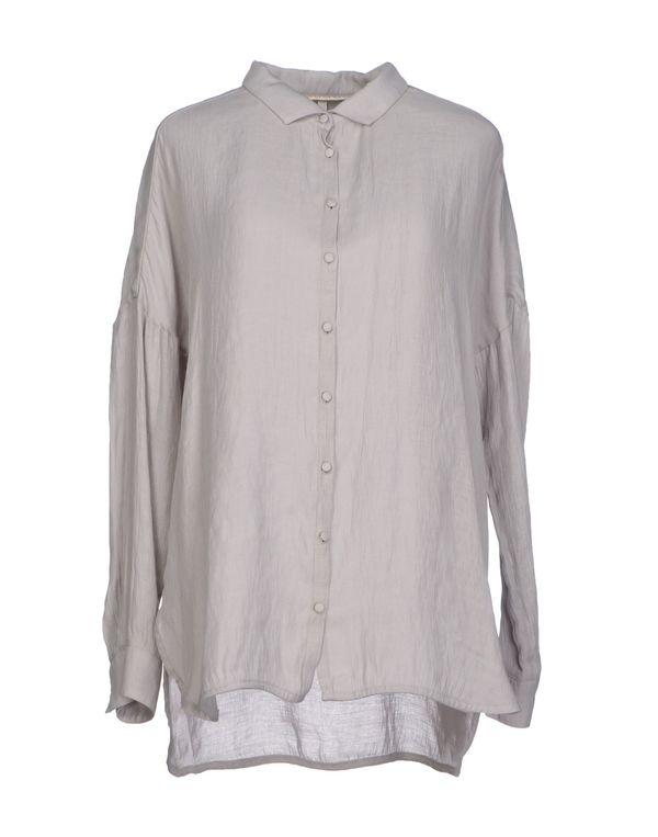 淡灰色 WOOLRICH Shirt