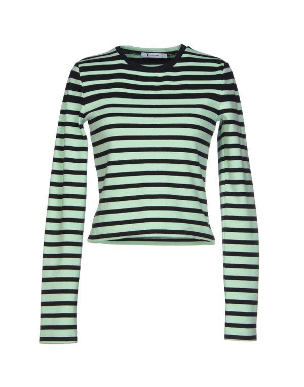 浅绿色 T BY ALEXANDER WANG 套衫