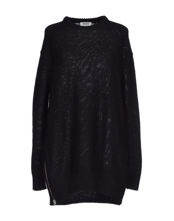 黑色 ACNE STUDIOS 套衫