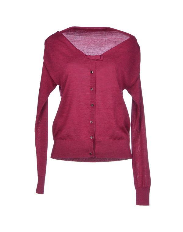 石榴红 LIU •JO 套衫